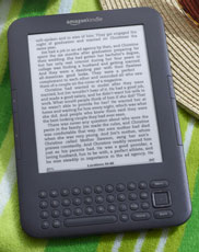 Kindle 3 - smaller thinner lighter brighter cooler...
