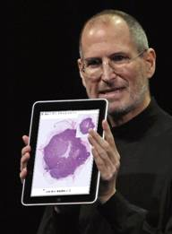 iPad for digital pathology?
