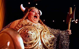 the fat lady sings - summer is *over*...