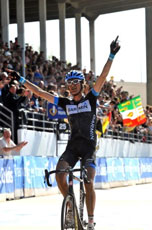 Johan van Summeran wins Paris-Roubaix