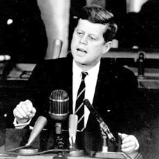 JFK: we must not go to the moon because it is easy, we must go because it is hard