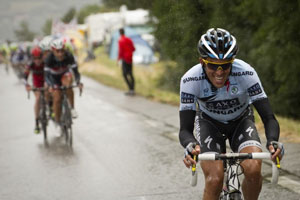 Contador attacks!