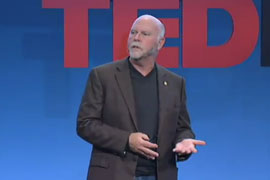 TED talk: Craig Venter on Synthetic Life