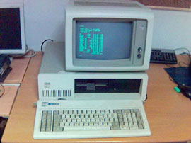 The IBM PC turns 30!