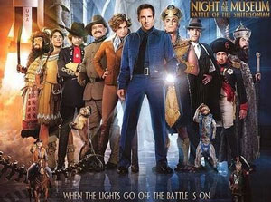 Night at the Museum - really? Dumber than dirt.