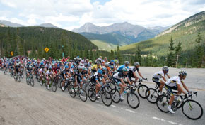 peloton on USPCC stage 1