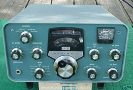 Heathkit single-sideband receiver