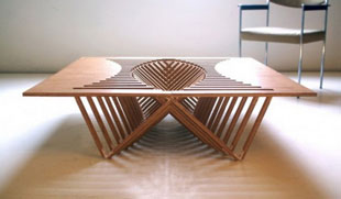 cool table from Robert Embricq