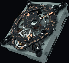 Hublot watch: the Antikythera Mechanism