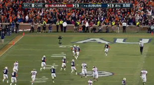 Auburn beats Alabama at the buzzer!