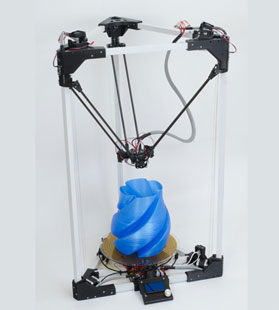 Boots' self-replicating 3D-printer
