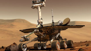 Opportunity celebrates 10 Earth years on Mars