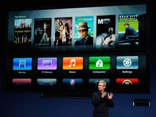Tim Cook: AppleTV no longer a hobby