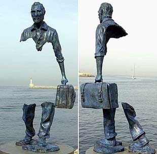 Travelers by Bruno Catalano