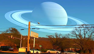 Saturn: Greatest Show Off Earth