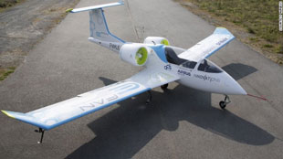 Airbus electric plane