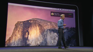 Apple's WWDC keynote