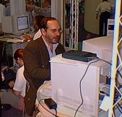 Dave Winer - Internet World 1996
