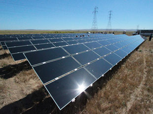 Topaz Solar plant now operational