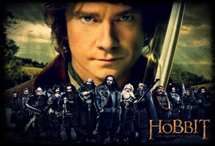 the Hobbit, the movie