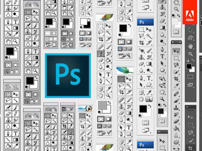 Adobe Photoshop turns 25