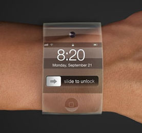 clear Apple Watch ... of the future?