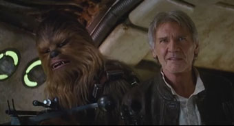 Star Wars VII - trailer II
