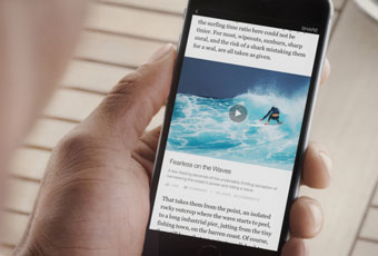 Facebook's new Instant Articles