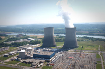 Watts Bar nuclear power plant