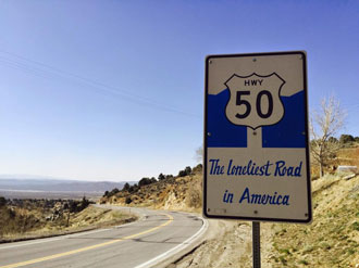 Route 50: America's Loneliest Road