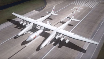 Stratolaunch Roc