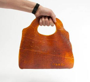 fruit leather purse