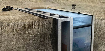 Inhabitat: the jaw-dropping cliff house