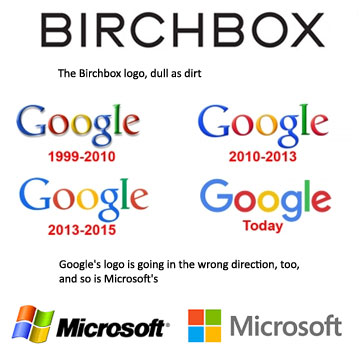 corporate logo design evolution