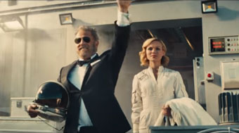 Dos Equis exiles the Most Interesting Man in the World to Mars