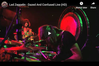 Led Zep - Dazed and Confused