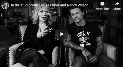 Nancy Wilson and Eric Tessmer cover Depeche Mode's Policy of Truth