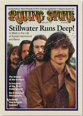 Rolling Stone: Stillwater! (from Almost Famous)