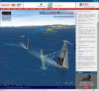 AC 2003 race 2 leg 5: tacking duel