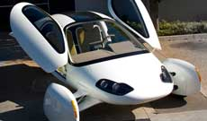 Aptera electric car