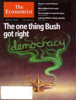 Economist: What Bush got right