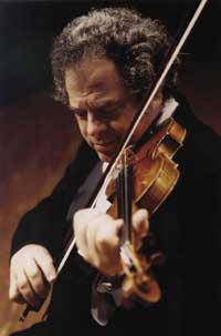 "Itzhak Perlman plays the ""Soil"" Stradivarius"