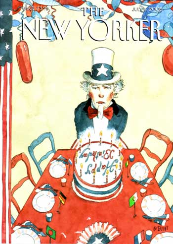 New Yorker - Happy Birthday