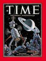 Time December 1952 - landing on Titan