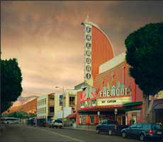 the Fremont theater
