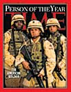 TIME 2003 Person of the Year - The American Soldier
